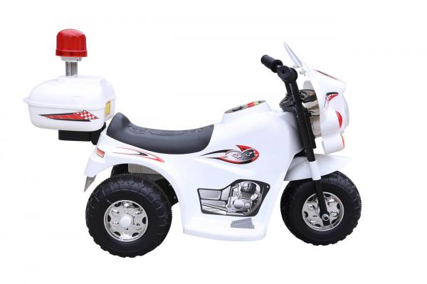 Mini Motocicleta electrica cu 3 roti LQ998 STANDARD #Alb 7