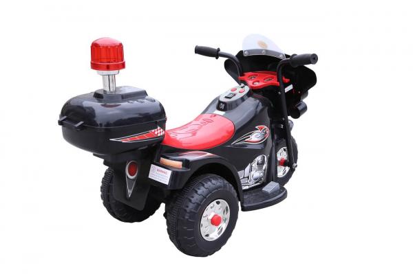 Mini Motocicleta electrica cu 3 roti LQ998 STANDARD #Negru 4