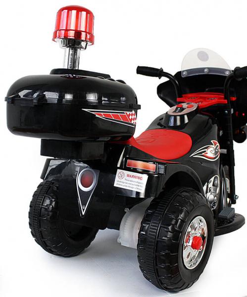 Mini Motocicleta electrica cu 3 roti LQ998 STANDARD #Negru 3