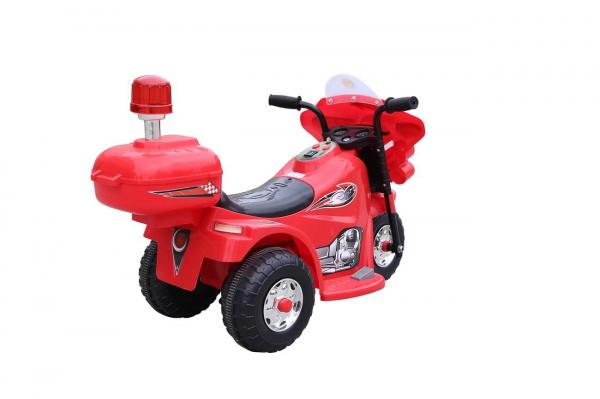 Mini Motocicleta electrica cu 3 roti LQ998 STANDARD #Rosu 2