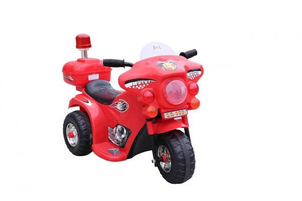 Mini Motocicleta electrica cu 3 roti LQ998 STANDARD #Rosu 1