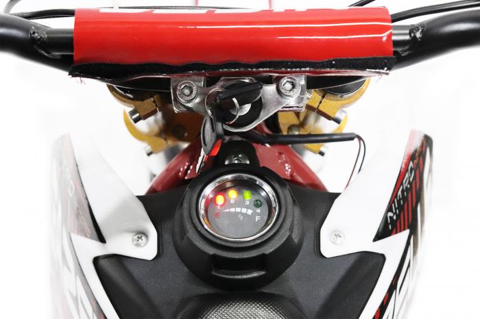 Motocicleta electrica pentru copii Eco Gazelle 500W 24V #Verde [3]