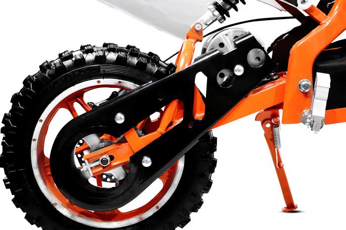 Motocicleta electrica pentru copii Apollo 1000W, portocaliu [8]