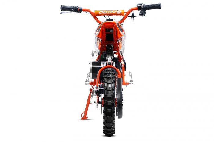 Motocicleta electrica pentru copii Apollo 1000W, portocaliu [1]