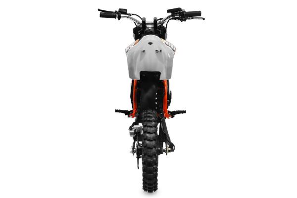 Motocicleta electrica Eco NRG 500W 48V 12/10 #Portocaliu 5