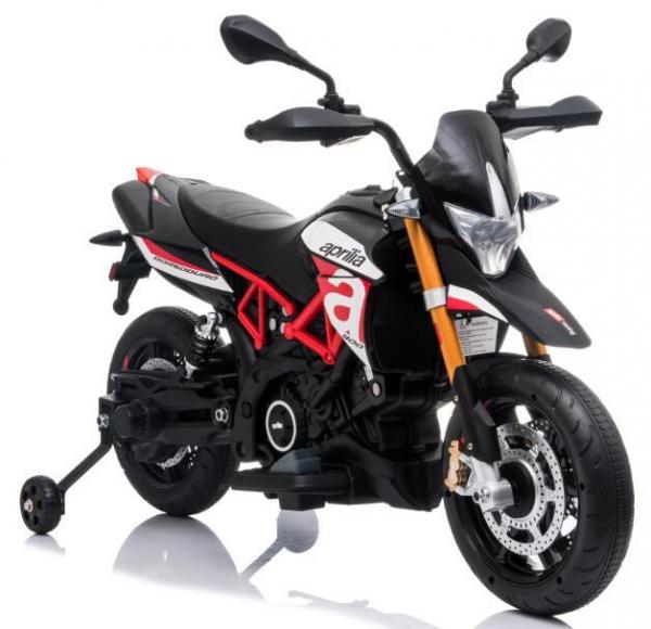 Motocicleta electrica APRILIA DORSODURO 900 PREMIUM #Negru 0