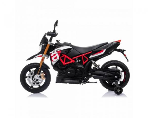 Motocicleta electrica APRILIA DORSODURO 900 PREMIUM #Negru 1