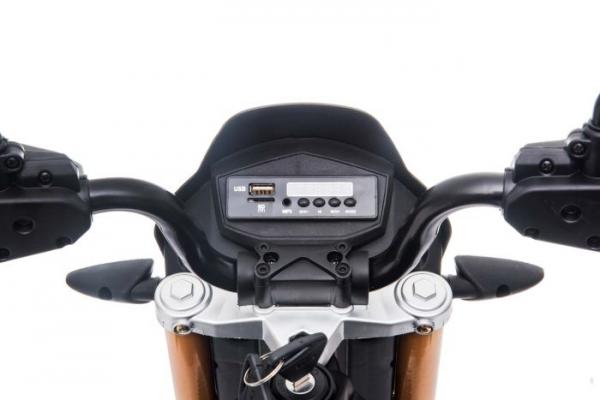Motocicleta electrica APRILIA DORSODURO 900 PREMIUM #Negru 10