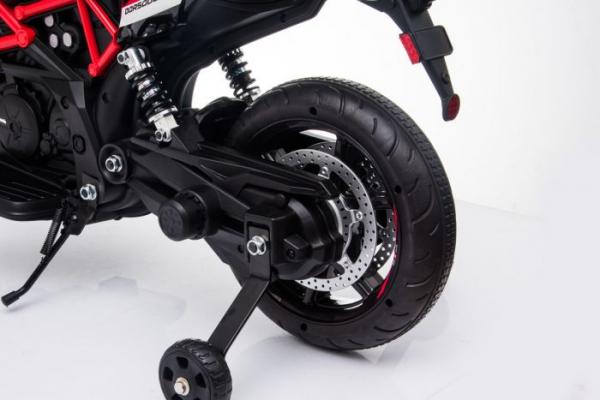Motocicleta electrica APRILIA DORSODURO 900 PREMIUM #Negru 4