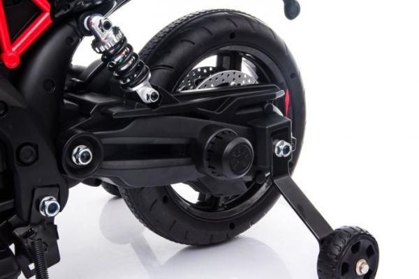 Motocicleta electrica APRILIA DORSODURO 900 PREMIUM #Negru 3