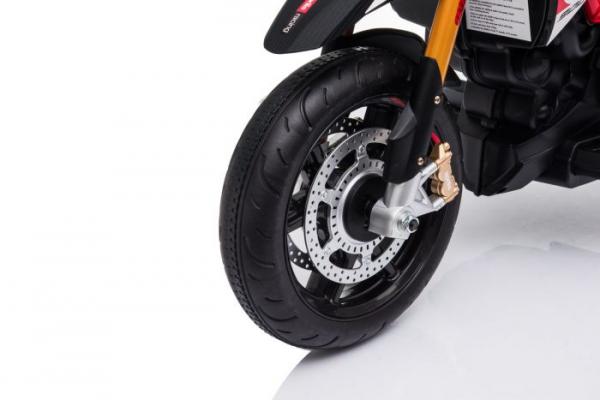 Motocicleta electrica APRILIA DORSODURO 900 PREMIUM #Negru 11