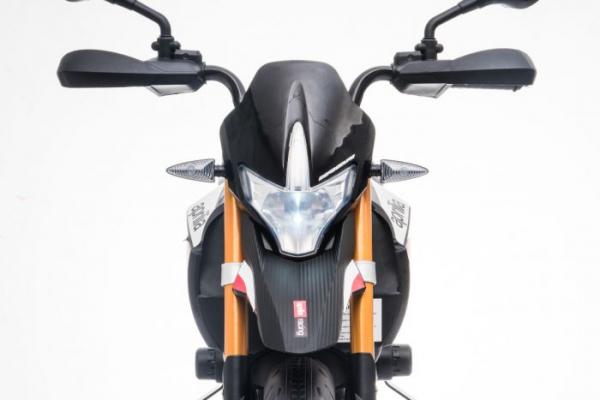 Motocicleta electrica APRILIA DORSODURO 900 PREMIUM #Negru 8