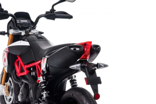Motocicleta electrica APRILIA DORSODURO 900 PREMIUM #Negru 9