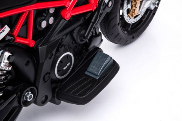 Motocicleta electrica APRILIA DORSODURO 900 PREMIUM #Negru 12
