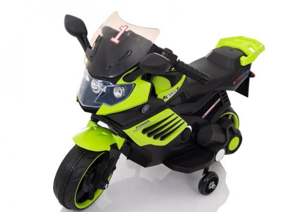 Motocicleta electrica pentru copii LQ158 20W STANDARD #Verde 1