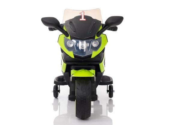 Motocicleta electrica pentru copii LQ158 20W STANDARD #Verde 2