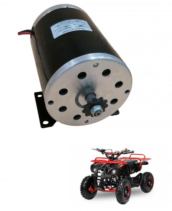 Motor atv electric de 1000W 48V [0]