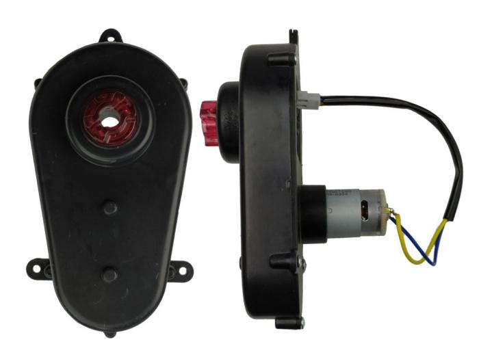 Motoreductor directie 24V 6000RPM pentru masinuta SX1928 [0]