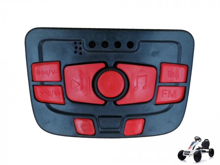 Music player cu bluetooth pentru UTV electric Golf-kart 0