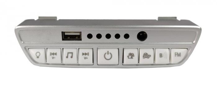 Music Player Mp3 cu bluetooth pentru masinuta electrica Mercedes G63 [0]
