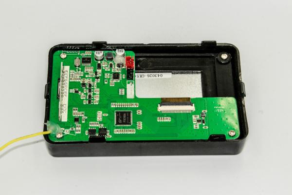 Music Player Mp4 & Card SD pentru masinuta electrica 5