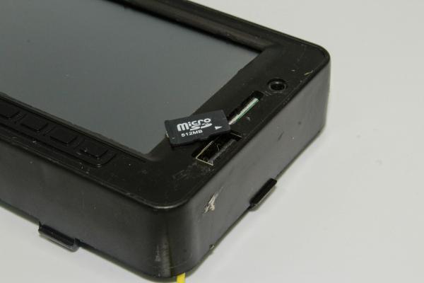 Music Player Mp4 & Card SD pentru masinuta electrica 1