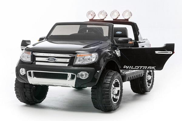 Masinuta electrica copii Ford Ranger F150, negru 0