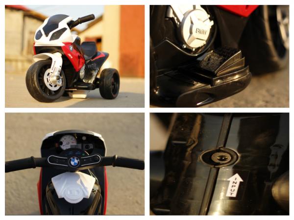 Mini Motocicleta electrica BMW S1000RR STANDARD #Rosu 7
