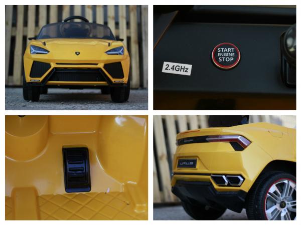 Lamborghini Urus, masinuta electrica copii 2 - 6 ani 8