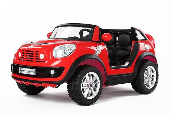 Kinderauto Mini Comberman STANDARD cu 2 locuri #Rosu 0