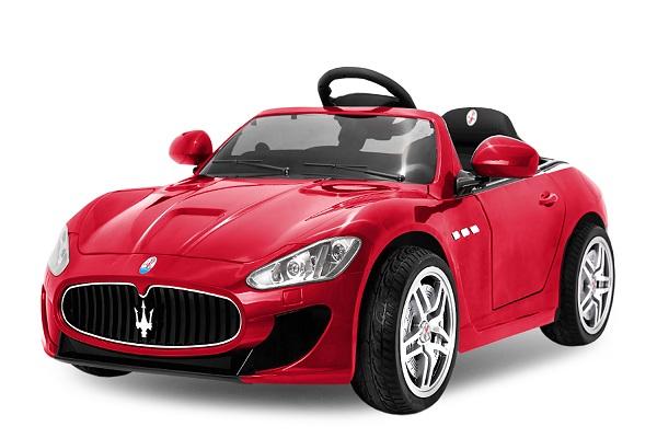 Masinuta electrica Maserati Kids CU ROTI MOI 2x 35W 12V #Rosu 0