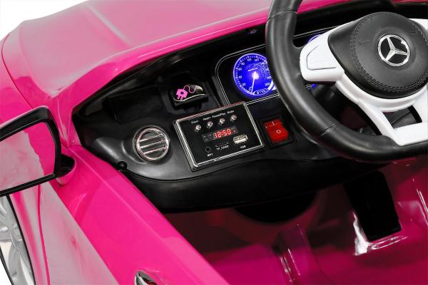 Kinderauto Mercedes S63 12V PREMIUM #Roz 6