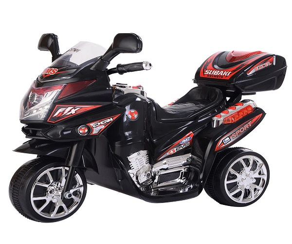 Mini Motocicleta electrica cu 3 roti 183099 STANDARD #Negru 0