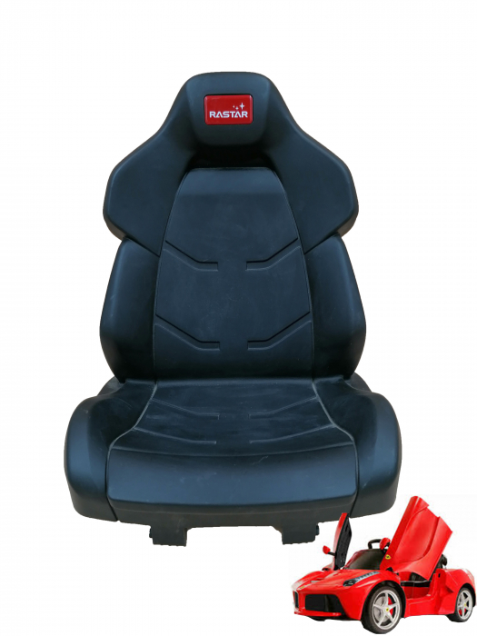 Scaun plastic pentru masinuta Rastar Ferrari F12 0