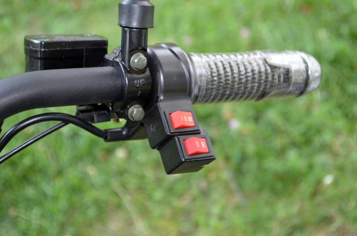 Scuter electric cu 3 roti Solley SMD-103 #Grafiti cu 2 locuri, putere 2000W, baterie 60V 20Ah [7]