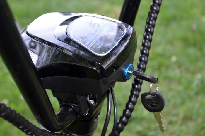 Scuter electric pentru adulti 1500W, 60V, Solley SMD-101 #Blackspider, negru [8]