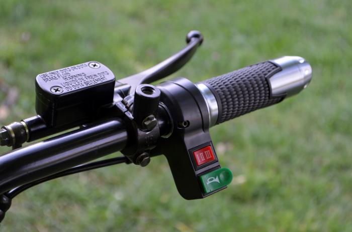 Scuter electric pentru adulti 1500W, 60V, Solley SMD-101 #Blackspider, negru [3]