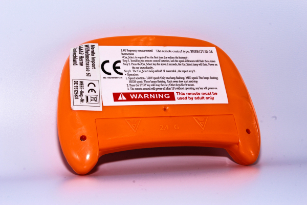Telecomanda pentru masinuta electrica FORD [2]