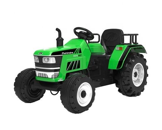 Tractoras electric HL-2788 cu telecomanda STANDARD #Verde [0]