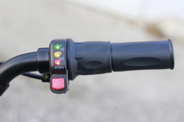 Trotineta electrica Twister Crosser X1 1000W 36V 10 Inch 8