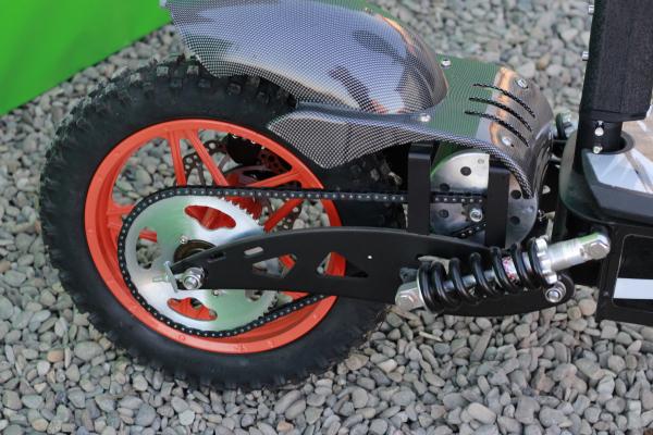 Trotineta electrica Twister Crosser X1 1000W 36V 10 Inch 7