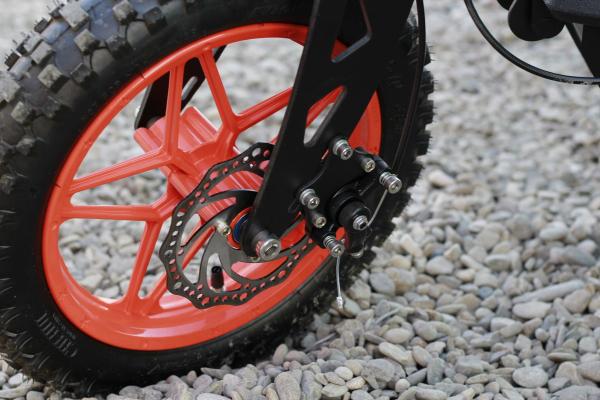 Trotineta electrica Twister Crosser X1 1000W 36V 10 Inch 3
