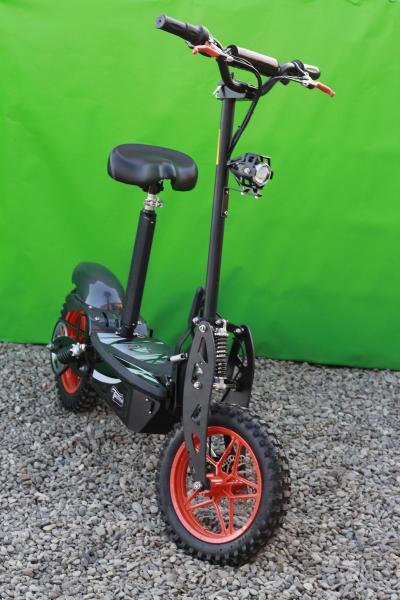 Trotineta electrica Twister Crosser X1 1000W 36V 10 Inch 1