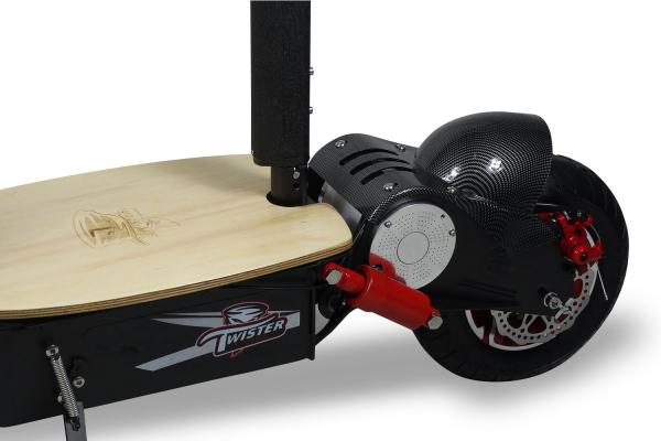 Trotineta electrica Twister STREET S1 1800W 48V 6.5 Inch 2