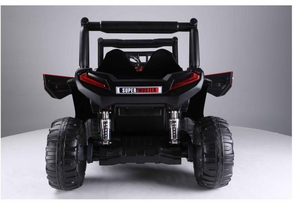 UTV-Buggy electric Kinderauto JS360 240W 12V STANDARD #Rosu 4