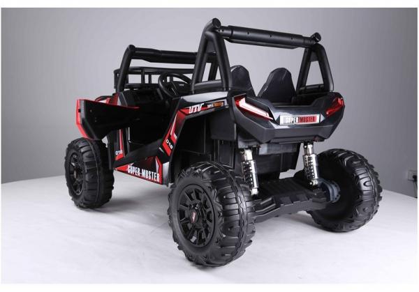 UTV-Buggy electric Kinderauto JS360 240W 12V STANDARD #Rosu 3