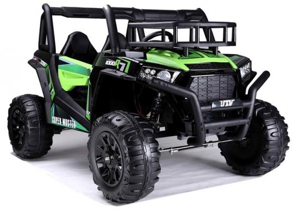 UTV-Buggy electric Kinderauto JS360 240W 12V STANDARD #Verde [0]