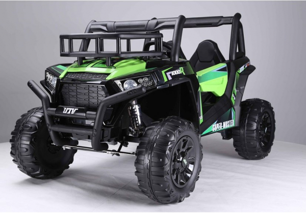 UTV-Buggy electric Kinderauto JS360 240W 12V STANDARD #Verde [1]