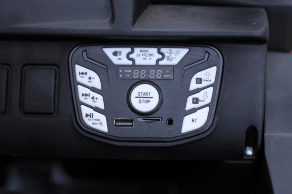 UTV electric Conquiztador 4x45W PREMIUM #Rosu 10
