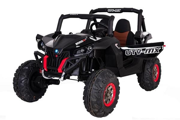 UTV electric Rocker Premium 240W 24V #Negru 0